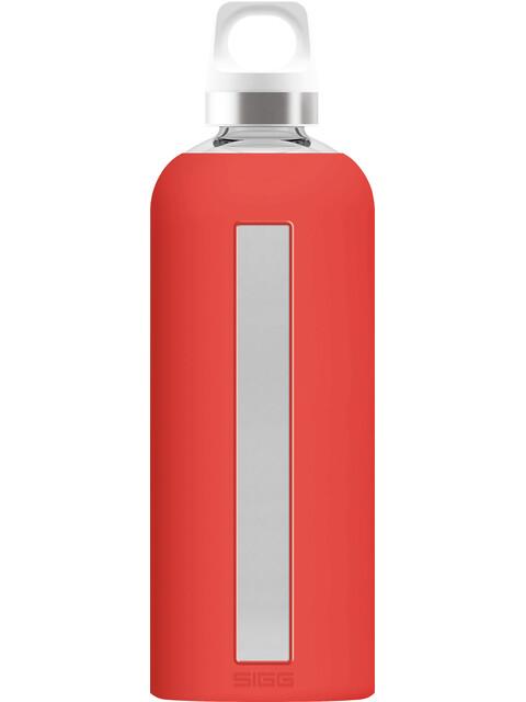 Sigg Star Bottle 0,85l red